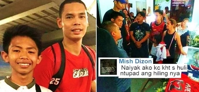 Japeth Aguilar grieved after his young fan passed away. Netizens shared how the PBA star fulfilled his admirer's last wish!