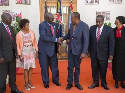 Flaws detected in 2017 KCPE results released by Matiang'i