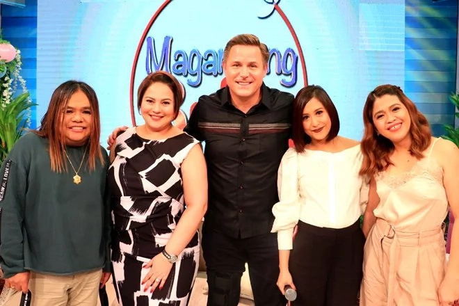 Netizens call for suspension of Karla Estrada from daytime show