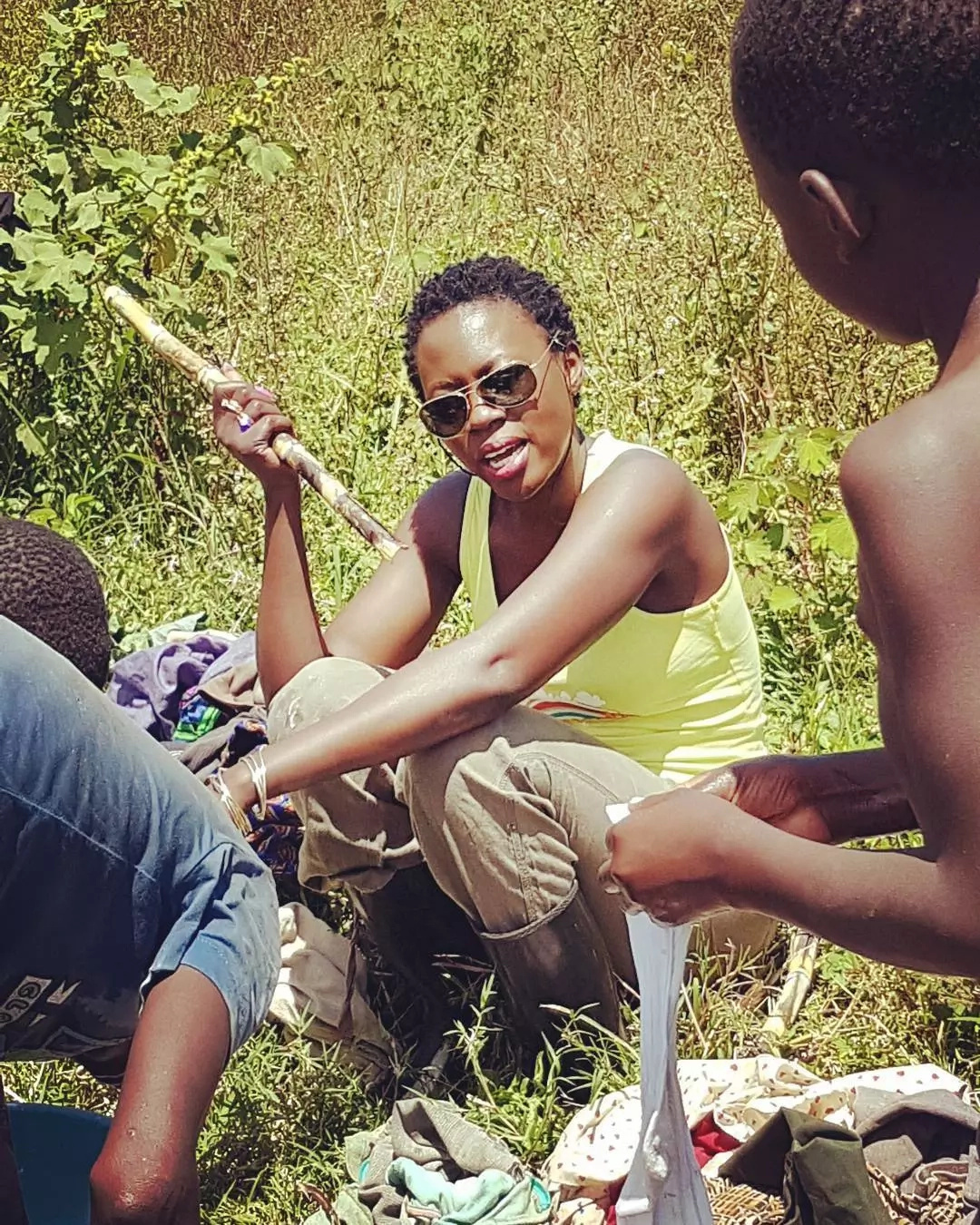 The INSANE amount of beef Akothee's pets consume will make you hate your life
