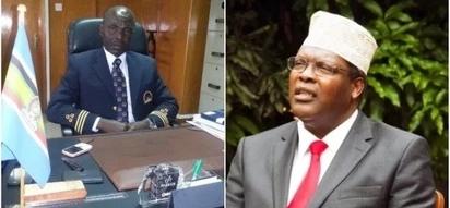 Miguna Miguna is not a Kenyan citizen and has an illegal Kenyan passport - Immigration department boss reveals