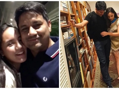 Richard Gomez is a total prankster to his daughter Juliana in these hilarious Instagram posts