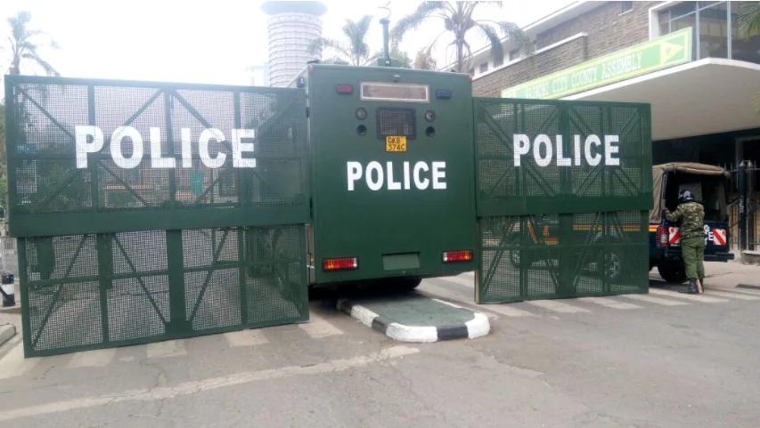 List: Nairobi roads to be closed as Supreme Court hears Raila's petition against Uhuru