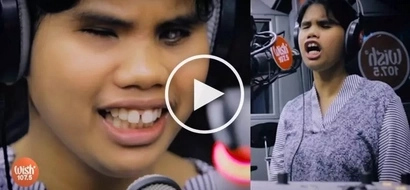 Blind Pinay singer Alienette's unbelievable rendition of 'Les Miserables' song amazes international community