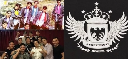 Ang tibay ng samahan nila! 90s dance group Streetboys is now celebrating their 24 years in showbiz