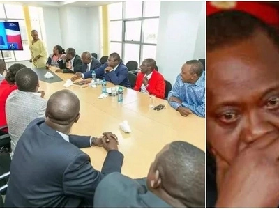 Kenyans are extremely angry after Uhuru skipped the presidential debate, are you?