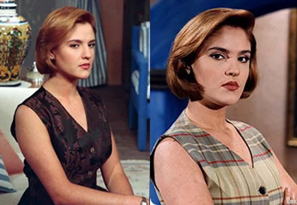 Where is Chantal Andere, who played Angelica Santibañez in 'Marimar', now?