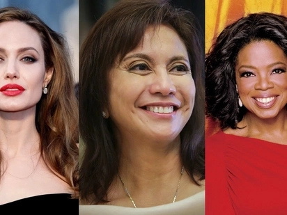 Out and proud! 7 influential personalities who aren't afraid to stand up for women all over the world