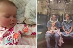 Their daughter wouldn't stop crying at night. When they went to see her, they discovered something terrible