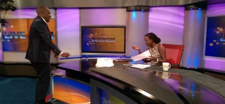 Citizen TV anchor