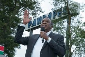 President Uhuru Kenyatta FINALLY responds to Raila Odinga's shocking remarks