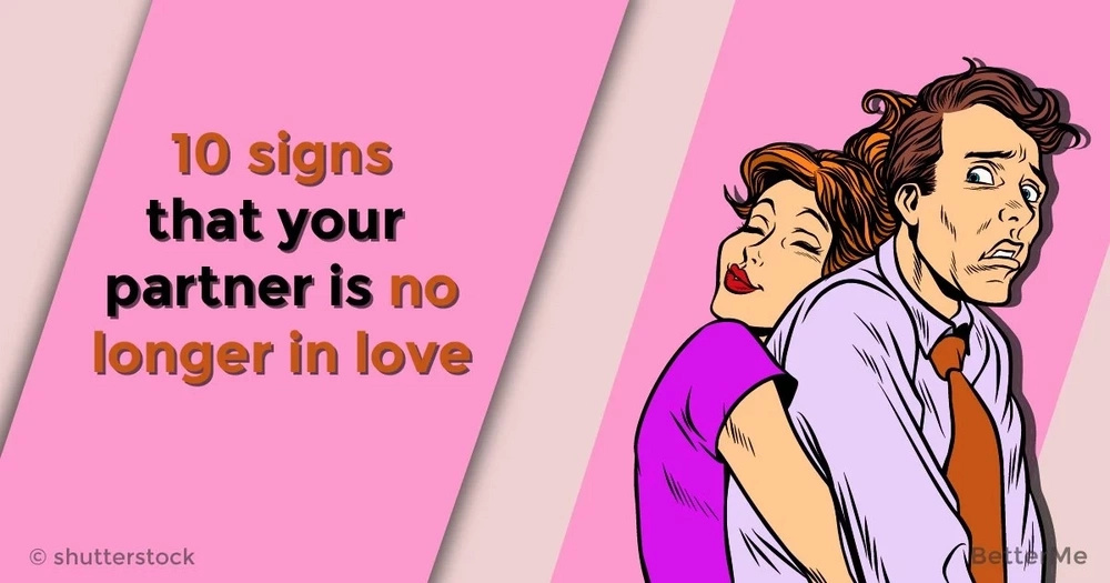 10 signs that your partner is no longer in love