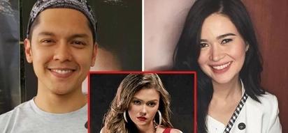 Oh no! Magkasama ang ex at ang friend! Angelica Panganiban reacts to latest photo of Carlo Aquino and Bela Padilla in the bedroom!