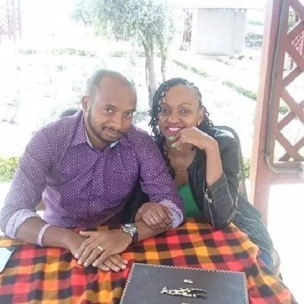 Heartbroken father of two pleads for KSh 7 million help from Kenyans as wife undergoes chemo
