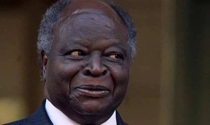 Did you laugh at Kibaki, shame on you