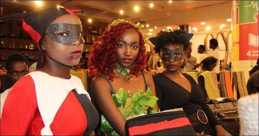 Why the Kenya Cosplay Convention is the place to be