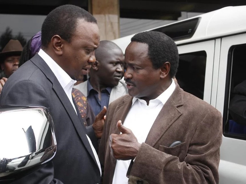 Kalembe Ndile surprising comments about Uhuru Kenyatta that has left Kenyans confused