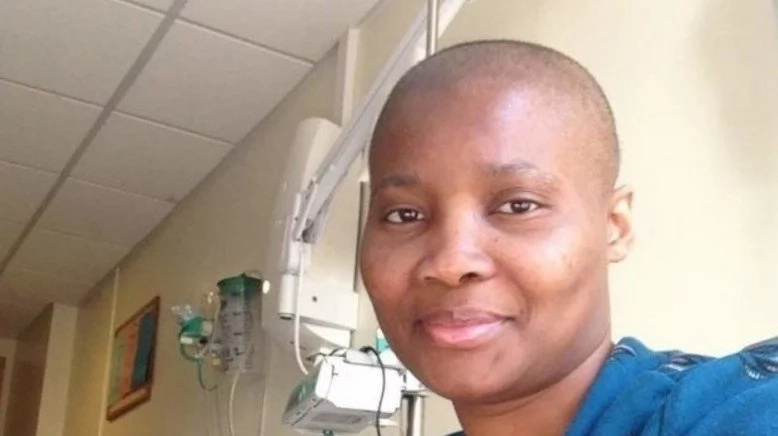 Donor for CANCER patient was denied entry into UK