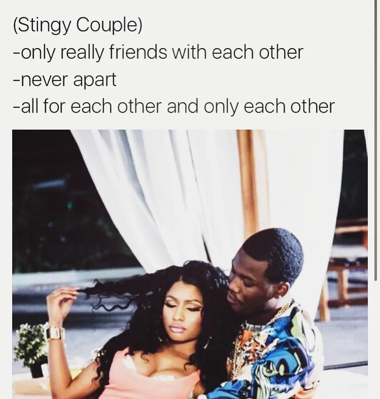 Which of these couples type applies to your relationship