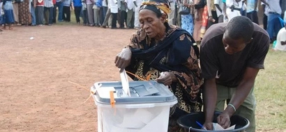 Big day for Ugandans as they vote in presidential election