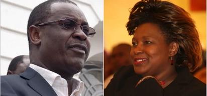 Siasa zachacha Nairobi; Shebesh 'amchapa kofi' Gavana Kidero