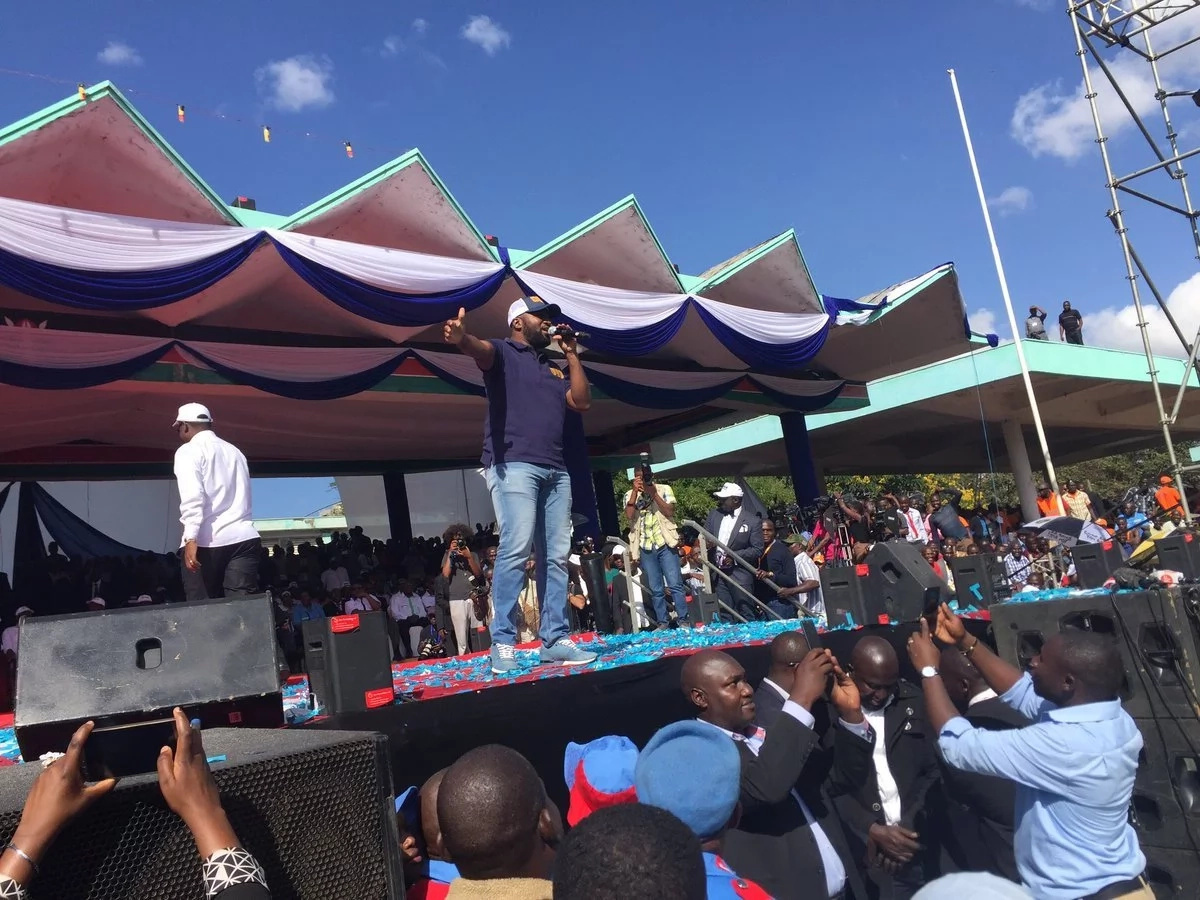 After winning major court case, Joho renews his fiery attack on Uhuru, Ruto