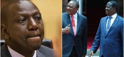 Nasaba ya Kenyatta, Odinga na Moi haitaki Ruto kuwa Rais – Wakili Ahmednasir