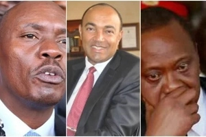 Kabogo,Peter Kenneth get jobs after ditching Jubilee