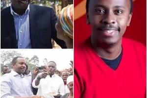 KJ ni msaliti na rafiki wa Raila, adai Dennis Waweru