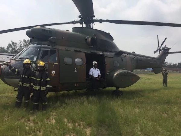 South African army joins rescue operation for boy, 5, TRAPPED in mineshaft (photos, video)