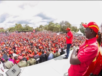 If the Kikuyu's don't vote in Ruto for president in 2022, they will find themselves looking for NASA's David Ndii - Mutahi Ngunyi