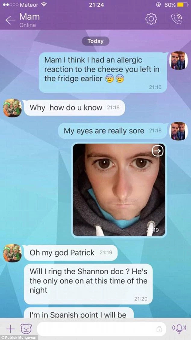 See how kids prank their mothers using Snapchat filters!