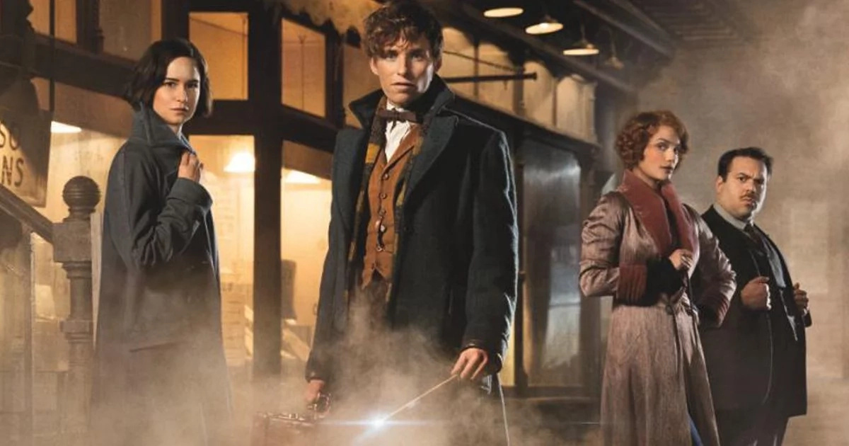 Fantastic Beasts and Captain America roll out brand new trailers in 2016 MTV Movie Awards