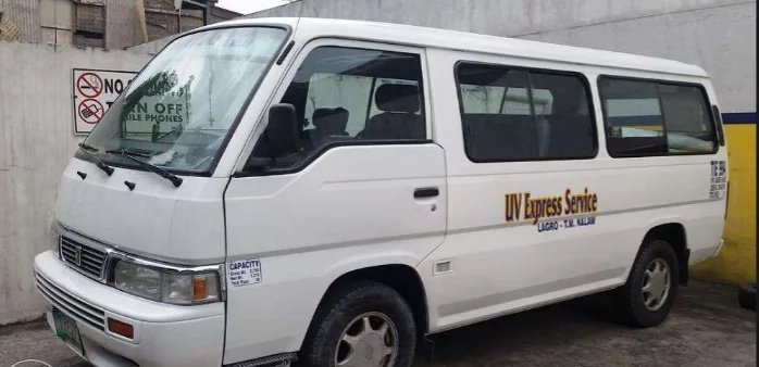 'For slim only' sign on passenger vans is a traffic violation - LTFRB