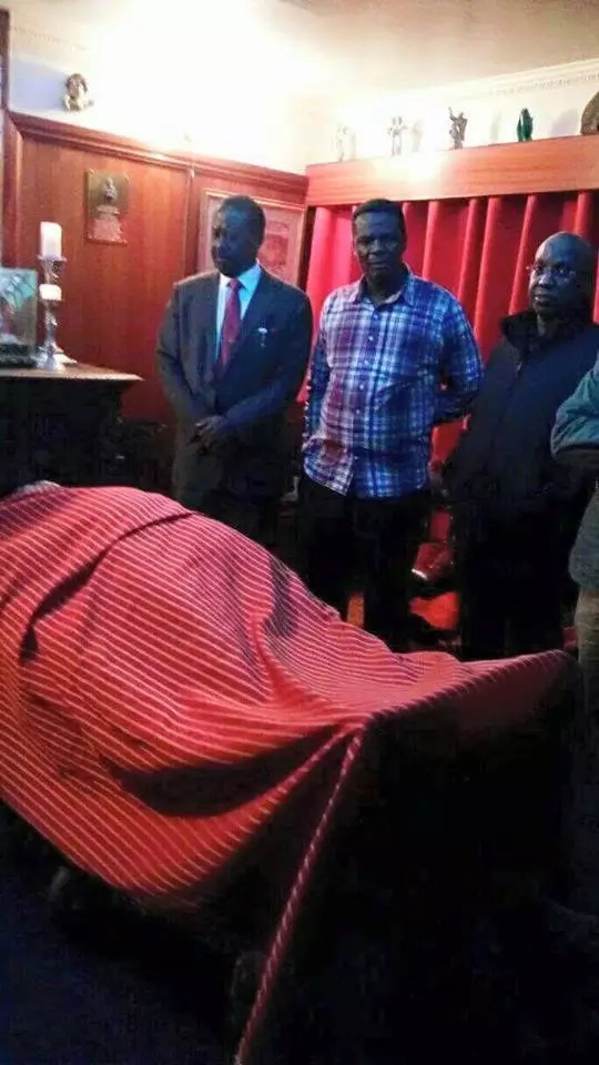 CORD calls for commission of inquiry into Jacob Juma's death