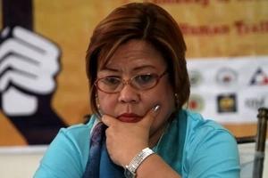 See Senator Leila De Lima in BIKINI!