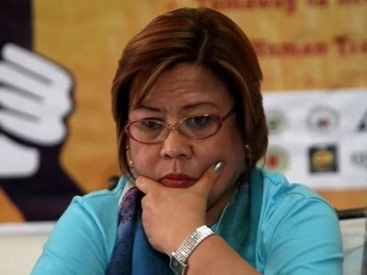 Sumipot ka! House committee chair challenges De Lima to show up on next hearing