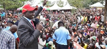 Raila is making the repeat election a do or die affair, when it is not, Deputy President William Ruto