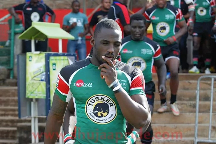 Shujaa's Oliech ready for debut this weekend in Las Vegas