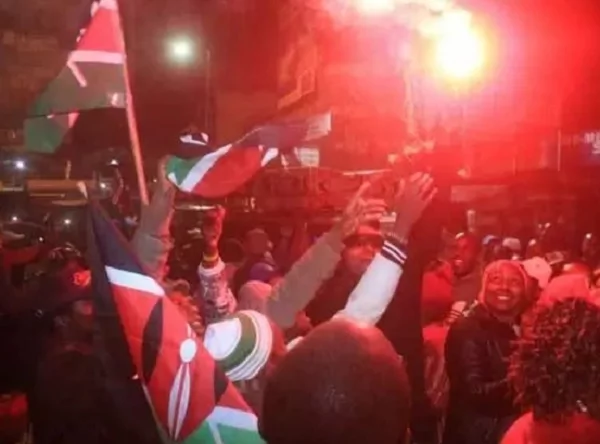 Woman dies mysteriously after leading vilagers in celebrating Uhuru victory over Raila