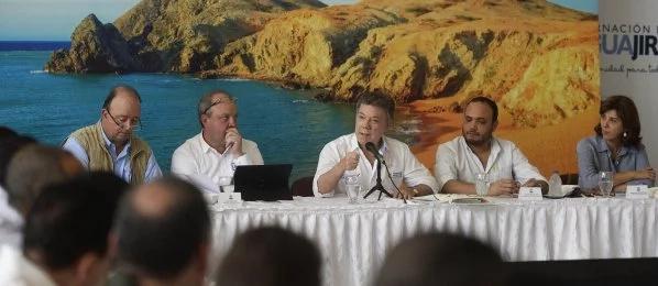En agosto se evaluará situación de la frontera con Venezuela
