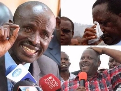 ODM's plan to 'shortchange KNUT's Wilson Sossion with Isaac Ruto' revealed