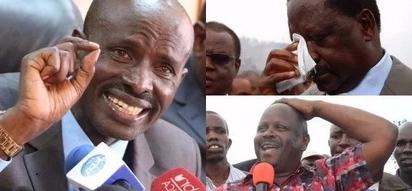 Yadaiwa ODM kumtema katibu wa KNUT Wilson Sossion