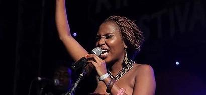 LISTEN: Kenya's Songstress Dela Sings Adele's Hit 'Hello' In KiSwahili