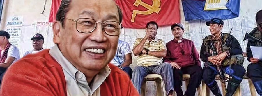 Joma Sison to come back to PH this month if Duterte meets demands