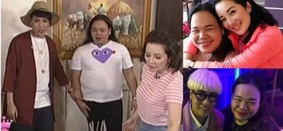 Nakakatouch! Kris Aquino's sweet self cozies up with former staff