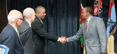 Uhuru Kenyatta's American Solution To Nairobi Traffic Jams