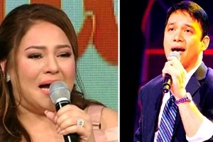 Karla Estrada allegedly fires back against singer Richard Reynoso for criticizing Daniel Padilla's Bb Pilipinas performance! Find out what she said!
