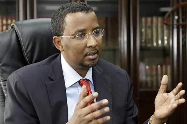 Former IEBC boss moves to Somalia