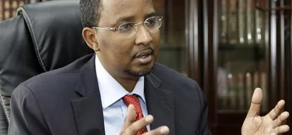 Issack Hassan denies involvement in the IEBC Chickengate scandal